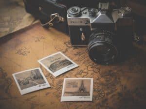 מצלמה של צלם אומנותי
