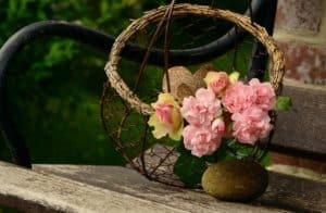 זר פרחים ביום הולדת