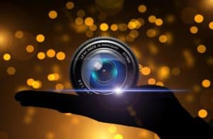 מצלמה בכף היד